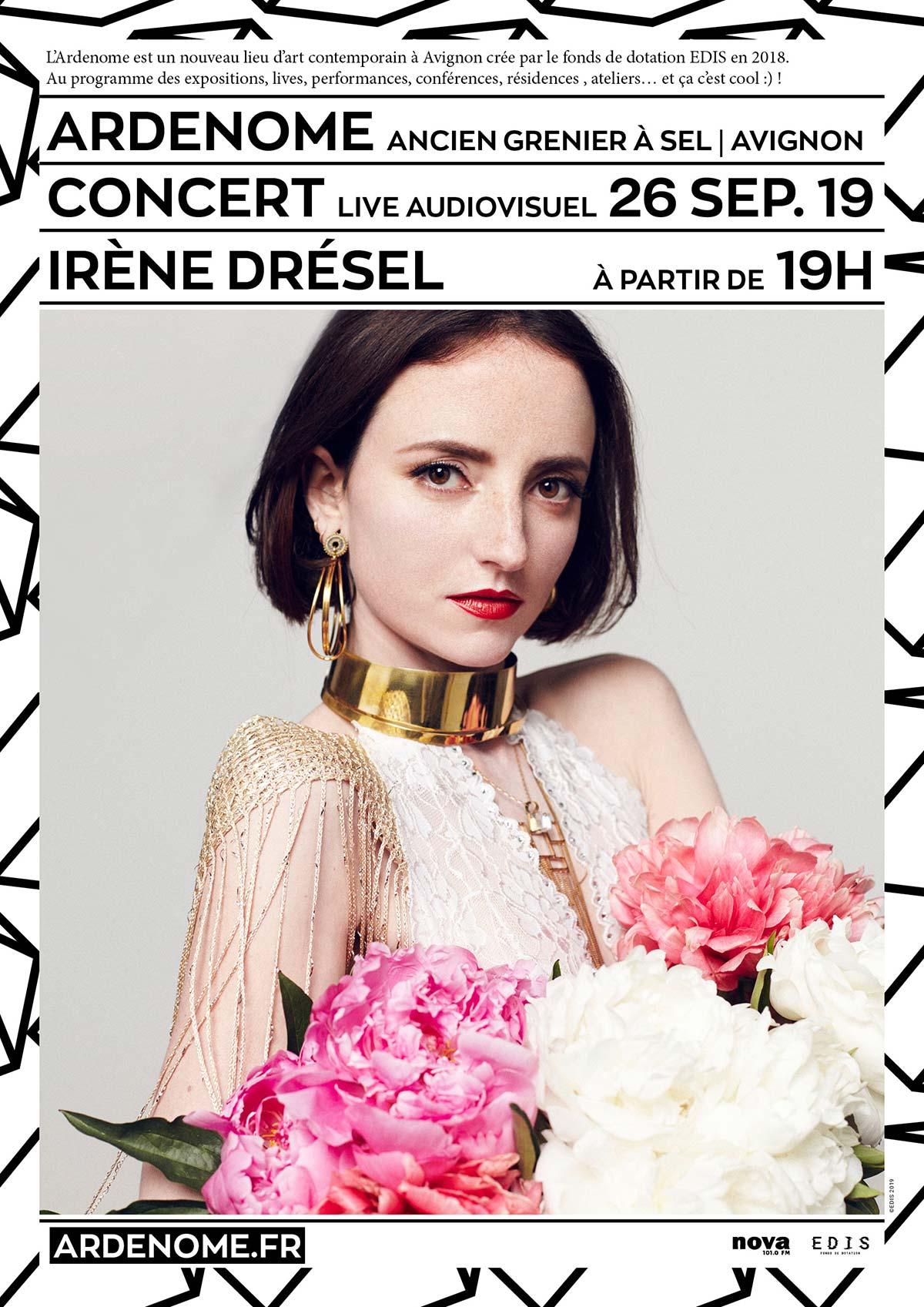 Portrait Irene Dresel